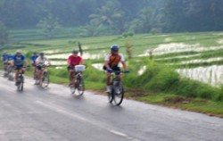 Village Cycling With Rafting, Cycling Tracks