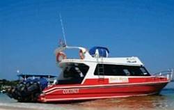 Bali Brio Cruise, Lembongan Transfer, Boat View