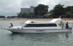 Boat View,Nusa Penida Fast boats,Maruti Express