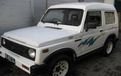Suzuki Jimny,Bali Car Charter,Car Charter with Self Drive