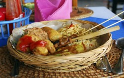Fried Rice,Bali Restaurants,Grand Puncak Sari Restaurant