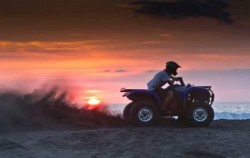 Canggu ATV Ride, Bali ATV Ride, ATV Ride Single