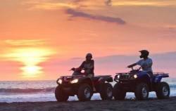 ATV Ride on the beach,Bali ATV Ride,Canggu ATV Ride