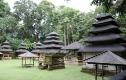 Alas Kedaton Temple,Bali Sightseeing,Sangeh, Mengwi and Tanah Lot Tour