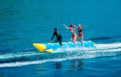 Banana Boat Ride,Lembongan Package,Three Islands Snorkeling Trip