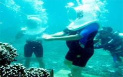 ,Lembongan Activity,Sea Walker Lembongan