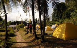 Outbound package by BiO, Fun adventures, Camp & Tent