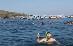 Three Islands Snorkeling Trip, Crystal Bay