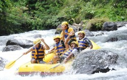 On the River,Bali rafting,Alam Amazing Rafting