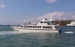 Depart from Padangbai,Gili Islands Transfer,Semaya One Fast Cruise