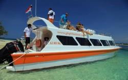 Gili Gili Fast Boat, Gili Islands Transfer, Gili Gili Boat