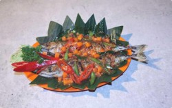 Set Menu Package,Bali Restaurants,Furama Bumbu Bali Cafe