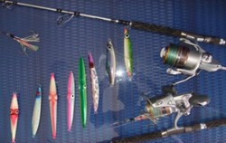 Bountiful Bali Fishing, Bali Fishing, Jigging-Set