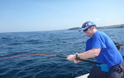 Fishing Activity by Dewi Ocean, Bali Fishing, Strike Sensation