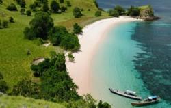 Pink Beach,Flores adventure,Open Trip 4D3N Lombok to Flores
