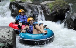 Outbound package by BiO, Fun adventures, River Tubing