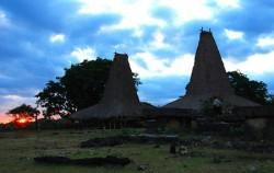 Ratenggaro Village,Sumba Adventure,Sumba Megalithic Adventure 6D 5N