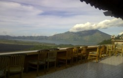 Restaurant View,Bali Cycling,Batur Cycling Tour with Hot Spring