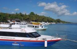 The Boat on Port,Gili Islands Transfer,Semaya One Fast Cruise