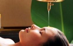 Shirodhara image, Bali Orchid Spa, Bali Spa Treatment