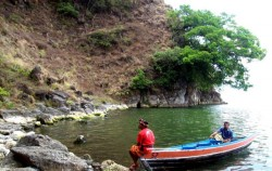 Transfer by Small Boats,Bali trekking,Madu Sari Trunyan Tour