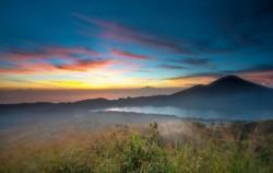 Sunrise Moment image, Bali Madu Sari Trekking, Bali trekking