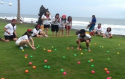 Outbound package by BiO, Fun adventures, Game as Team