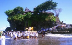 Tanah Lot Temple,Bali Sightseeing,Sangeh, Mengwi and Tanah Lot Tour
