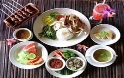 Bebek Set Menus,Bali Restaurants,Bebek Tepi Sawah