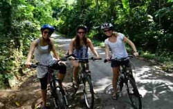 The Cycling Tour,Bali Cycling,Bayan Cycling Tour