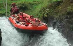 Rafting with Bukit Cili image, Bukit Cili Rafting Bali, Bali Rafting