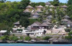 OVERNIGHT ISLANDER,Bali Cruise,Cliff Villas Overnight Package