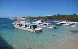 Marina Srikandi Anchor image, Marina Srikandi Bali, Gili Islands Transfer