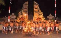 Bali Kecak Dance image, Kecak Dance, Balinese Show