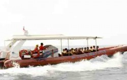 Our Participants image, Ocean Rafting 3 Islands Day Cruise, Bali Cruise