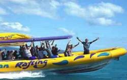 Ocean Rafting image, Ocean Rafting Dolphin Cruise, Bali Cruise