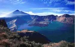 Rinjani Volcano 3 Days and 2 Nights Tours, Lombok Adventure, Rinjani Mount