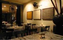 Interior image, Star Anise Restaurant, Bali Restaurants