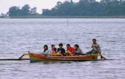 Traditional Boat Fishing, Bali Fishing, Traditional Boat Bali