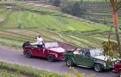 VW Bali Tour, VW Bali Tour