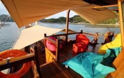 Adishree Facilities image, Phinisi Boat Adishree, Komodo Boats Charter