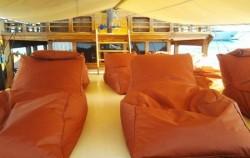 Ambashi Sun Desk image, Phinisi Ambashi, Komodo Boats Charter
