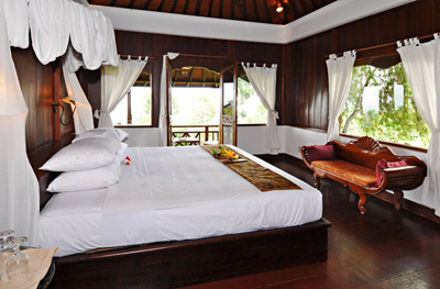 Bedroom, Anaheim Villas Lake Buyan, Bedugul