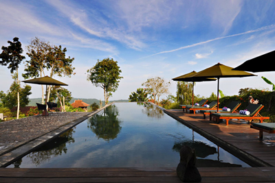 Swimming Pool, Anaheim Villas Lake Buyan, Bedugul