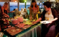Appeteizer,Bali Cruise,Sunset Dinner Cruise