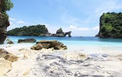 Atuh Beach