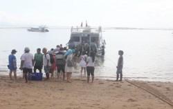 Depart to Lembongan,Lembongan Fast boats,Bali Taman Sari Fast Boat