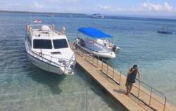 Lembongan Harbour,Lembongan Fast boats,Bali Taman Sari Fast Boat