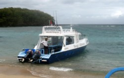 Bunga Caliandra Boat,Bali Fishing,East Bali Fishing Trip