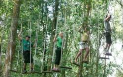 Bali Treetop Park,Fun Adventures,Bali Treetop Park